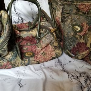 DVF Luggage 2 Piece Set